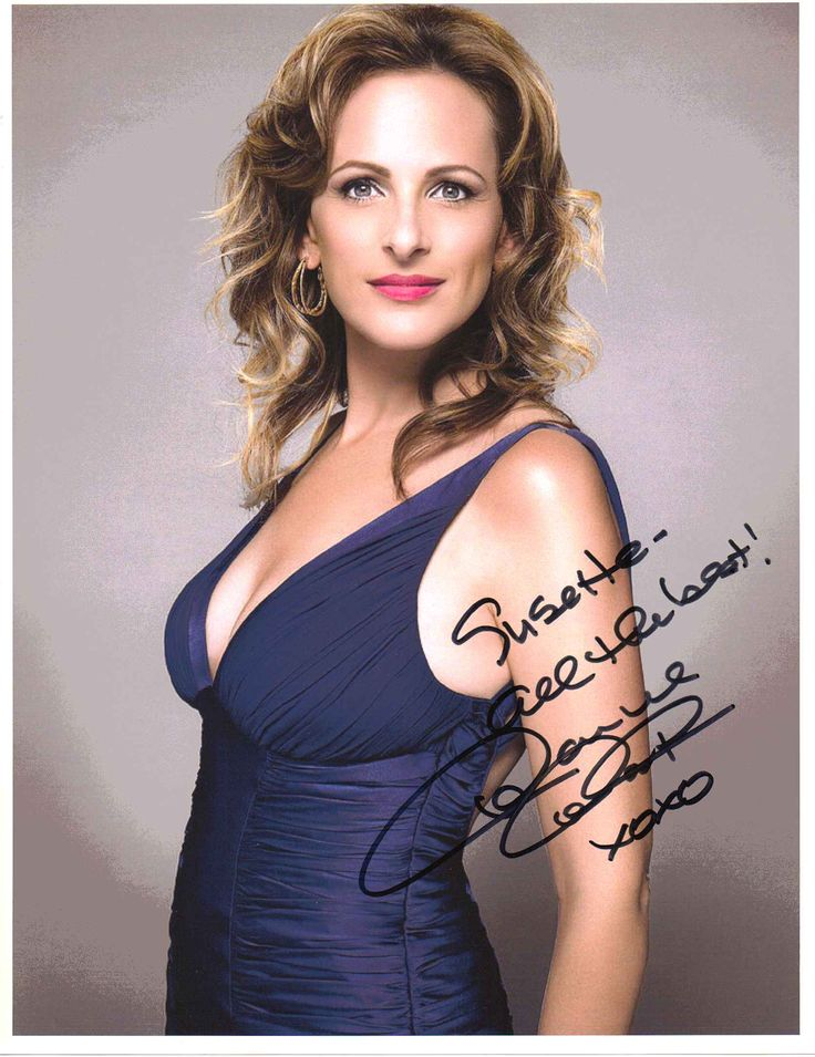 Marlee #Matlin #autograph - Know where to get #free #celebrity #fanmail addresses?  Click to find out!