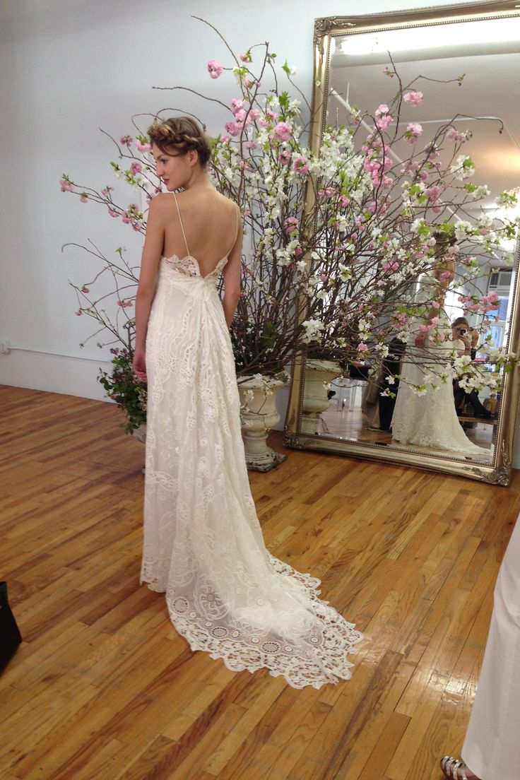 Elizabeth Fillmore - New York Bridal Market - Spring 2015