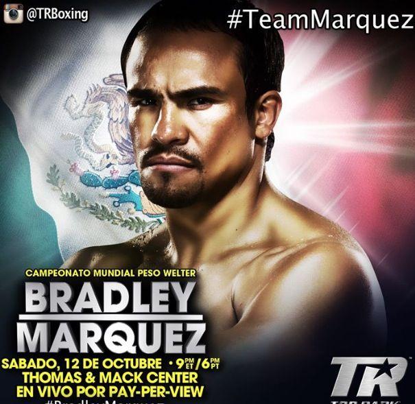 #teammarquez @Top Rank Boxing