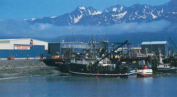 Seward Fisheries