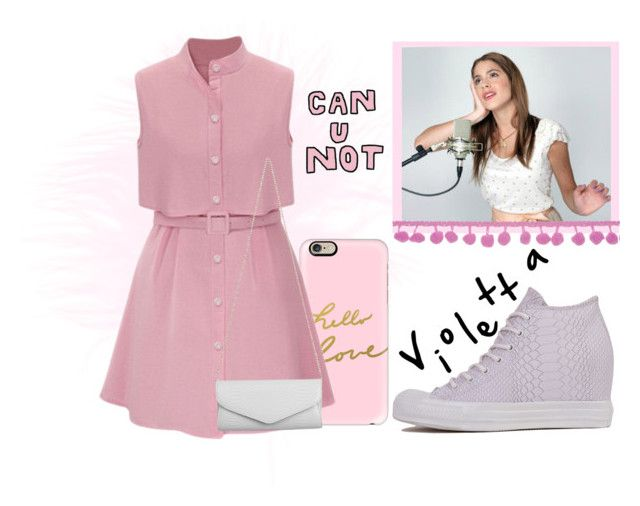 Violetta Style 3 By Violetta Leonetta Liked On Polyvore Featuring Art Violetta Pinterest