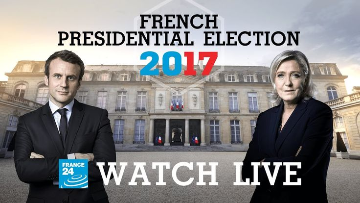 FRANCE 24 Live - #FrenchElection – International Breaking News & Top sto...