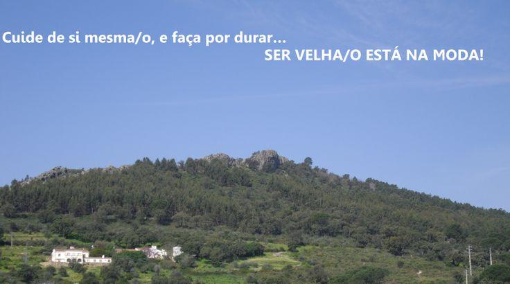 *** _/_ *** Namasté! Serra da Penha, Portalegre