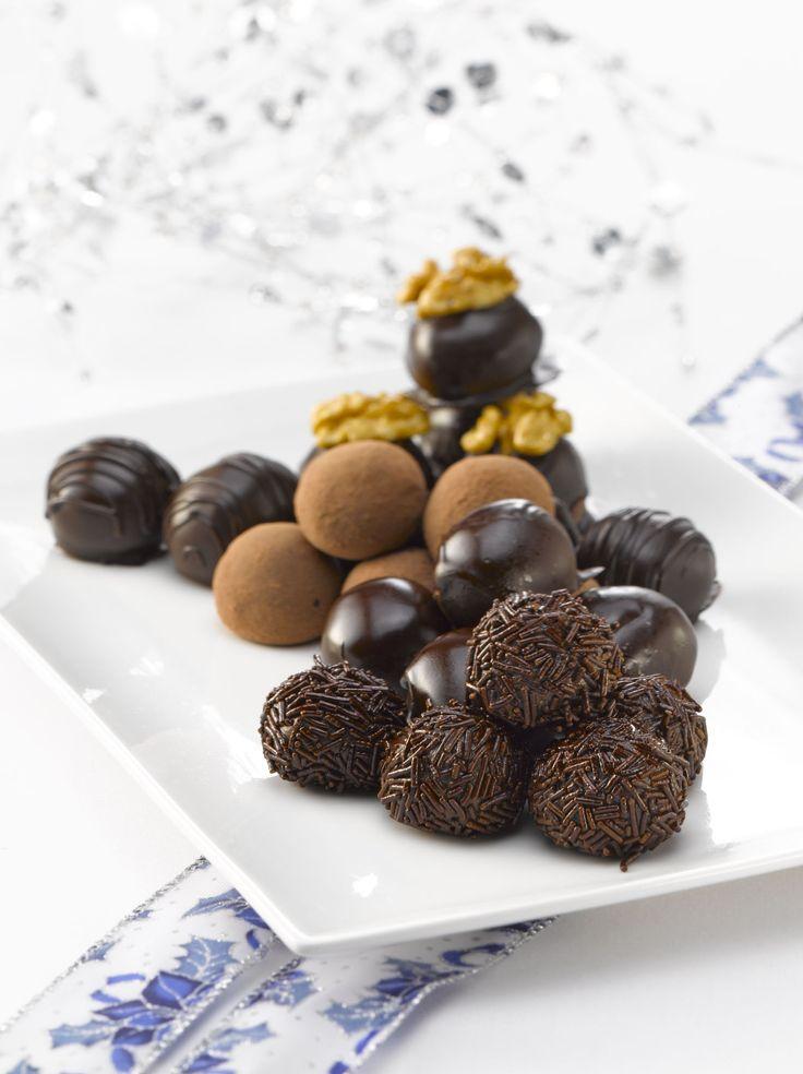 Truffas de chocolate NESTLÉ®