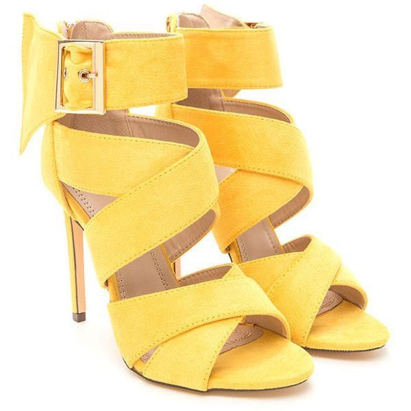 Export Outlet Womens Sandals PATRIZIA Sifnos Yellow