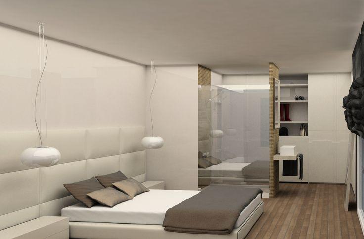 Reforma de casa en gav dormitorio de matrimonio - Dormitorio matrimonio diseno ...