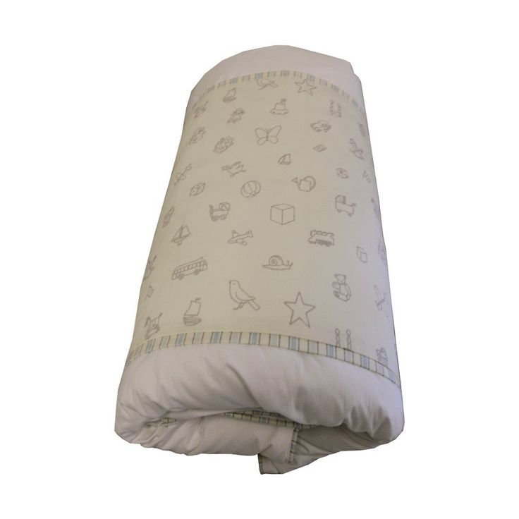 Boy Playtime - Cot Duvet Cover