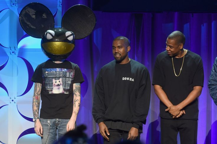 Kanye West is reportedly leaving Tidal because the company owes him money - The Verge
