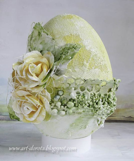 So cute!!! Dorota_mk: Spokojnych Świąt Wielkanocnych!