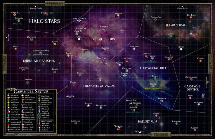 WH40k Carpaccia Sector by M00nprophet on DeviantArt