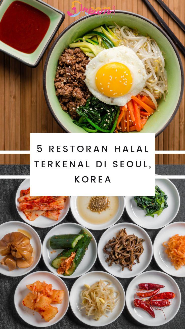 5 Restoran Halal Terkenal Di Seoul Korea Restoran Korea Seoul