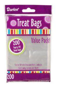 plastic treat bags