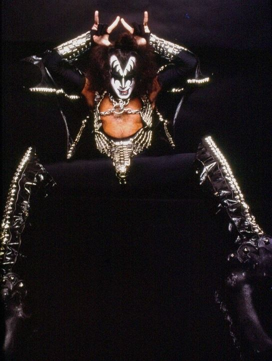 Gene Simmons | KISS                                                                                                                                                      More