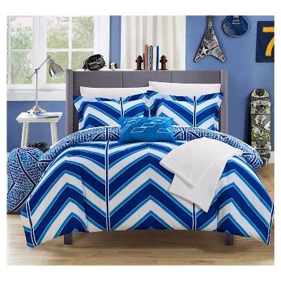 25+ best ideas about Navy blue comforter sets on Pinterest ...  25+ best ideas ...