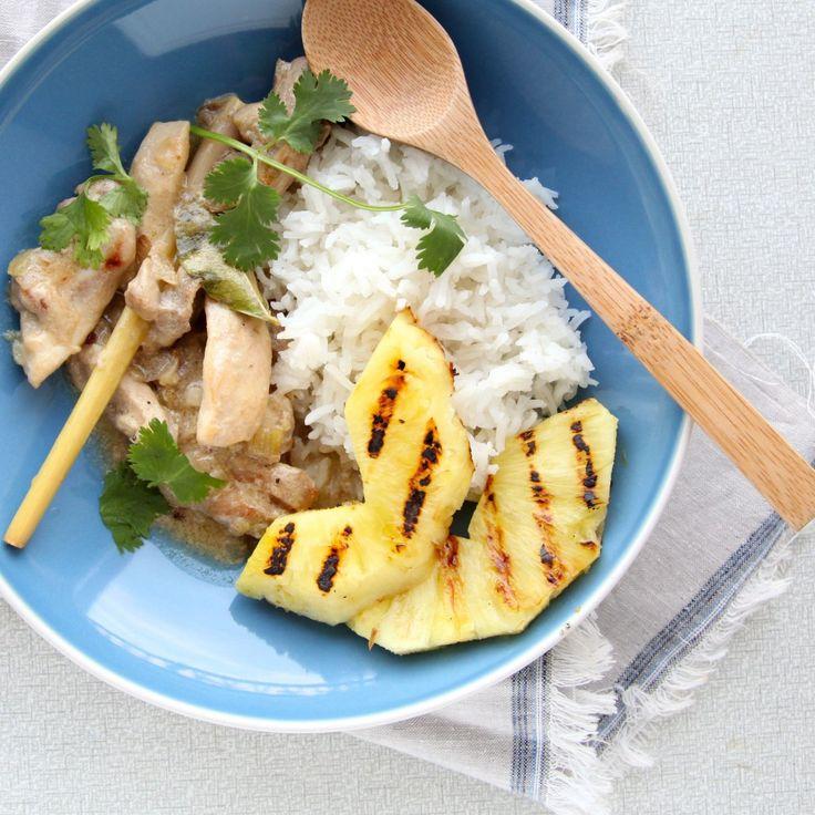 recept : kip kokos curry lr