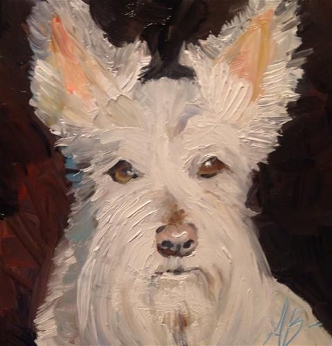 2854 best the art of puppy painting images on pinterest for Original fine art paintings for sale