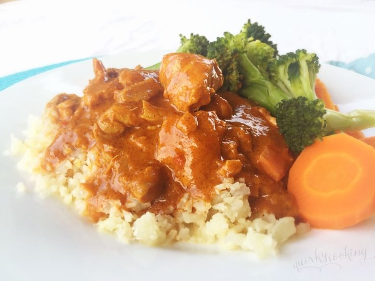 Hi! Remember me? I'm back, with The Best Butter Chicken Recipe Ever!!