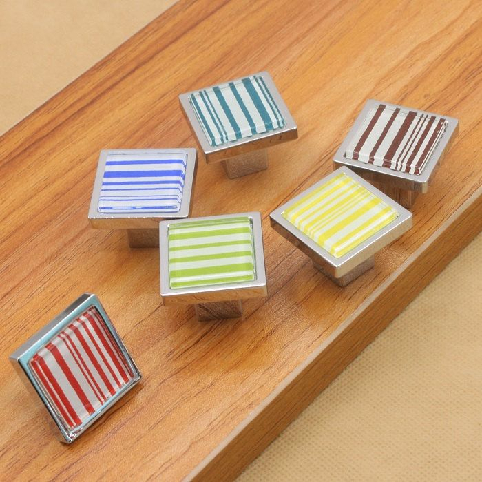 glass knobs dresser drawer knobs pulls handles square knobs colorful knobs redu2026