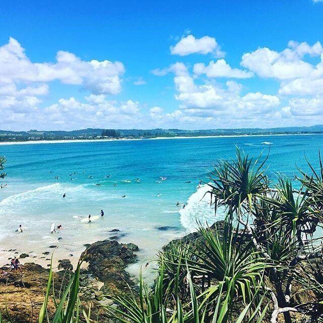 P e r f e c t i o n Photo   @emlouise11 #ByronBay #ThePass #Australia #Travel