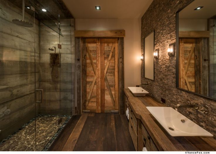 Pin By Decoria On Bathroom Decorating Ideas Rustic