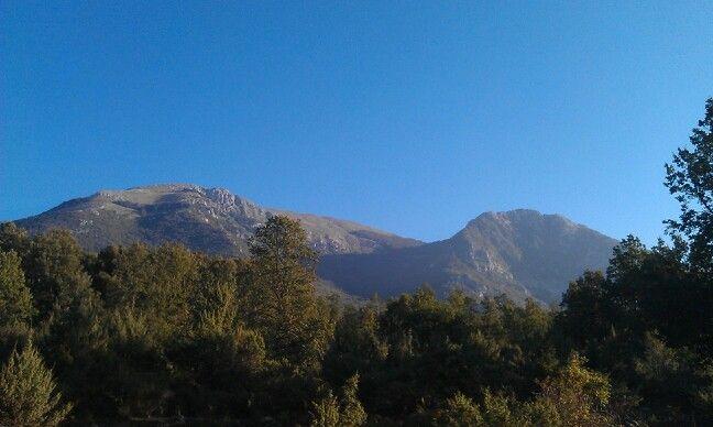 E le mie montagne