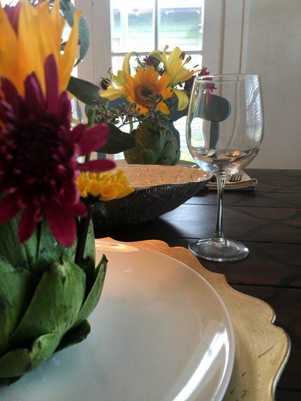 Unique Fall Table Setting Inspiration   Interior Design Blog