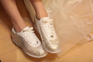 Gotta have your Nike Cortez dancing shoes...!