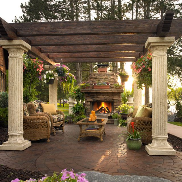 Outdoor Rooms Ideas 314 best backyard images on pinterest   patio ideas, back garden