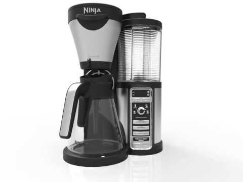 Best Hot And Cold Coffee Maker : Ninja Coffee Bar Iced & Hot Coffee Machines Best Coffee Maker Wish List Pinterest ...