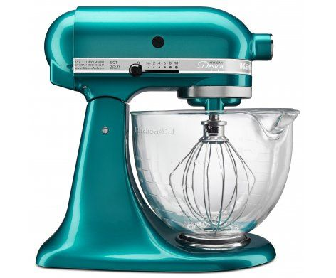 Limited Edition Sea Glass Stand Mixer