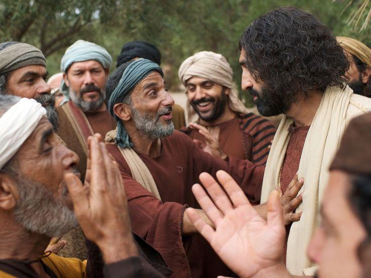 Jesus Heals the Blind Man - Story of Bartimaeus