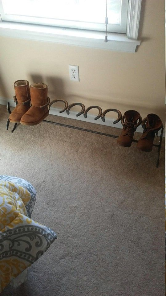 13 Clever DIY Shoe Storage Ideas Shoe Rack ideas Pinterest Diy