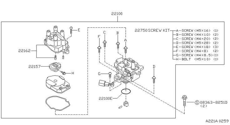 1997 Nissan Hardbody OEM Parts - Nissan USA eStore