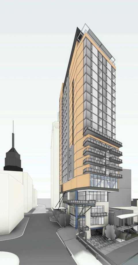 "Developers plan ""boutique"" Hilton hotel downtown - San Antonio ..."