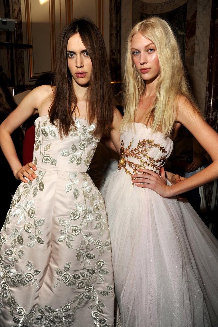Los mejores momentos de moda y belleza de la Alta Costura primavera-verano 2013