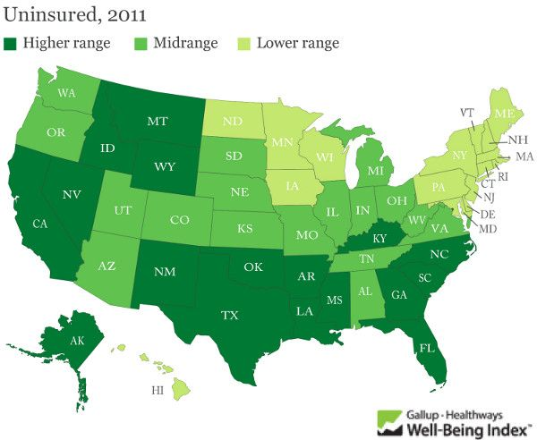 Best Medicaid Explained Images On Pinterest Health Care The - Map of poor healthcare in the us