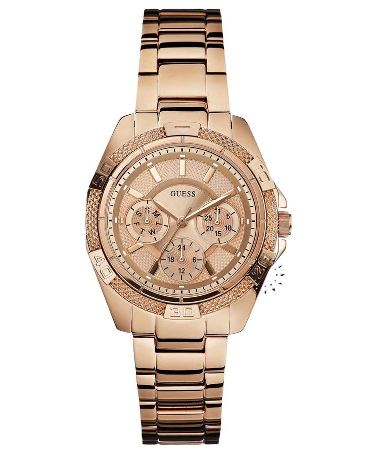 Guess Ladies Sport Rose Gold Bracelet Η τιμή μας: 194€ http://www.oroloi.gr/product_info.php?products_id=34745