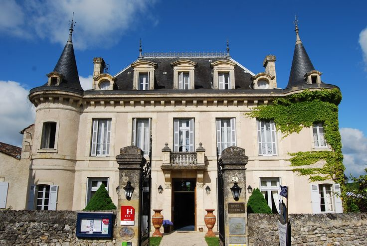Stagiaire F&B all round bedieningsstage Kasteel hotel Edward Dordogne