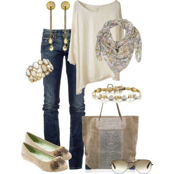 """""""Untitled #114"""" by alison-louis-ellis on Polyvore: Untitl 114, Casual Chic, Polyvore Scarfs Tots, Outfits Fall, Fall Outfits, Alisonlouiselli, Everyday Outfits, Polyvore W Outs, Travel Outfits"""