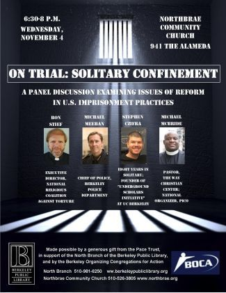 """the effects of solitary confinement in prisoners Solitary confinement has been shown to induce effects similar to those """"produced  by physical torture"""" in an excellent (and lengthy) report made."""