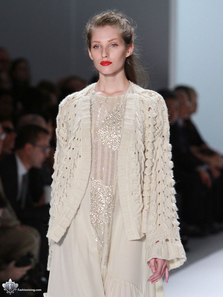 Cool Chic Style Fashion: Nanette Lepore autumn / winter 2011