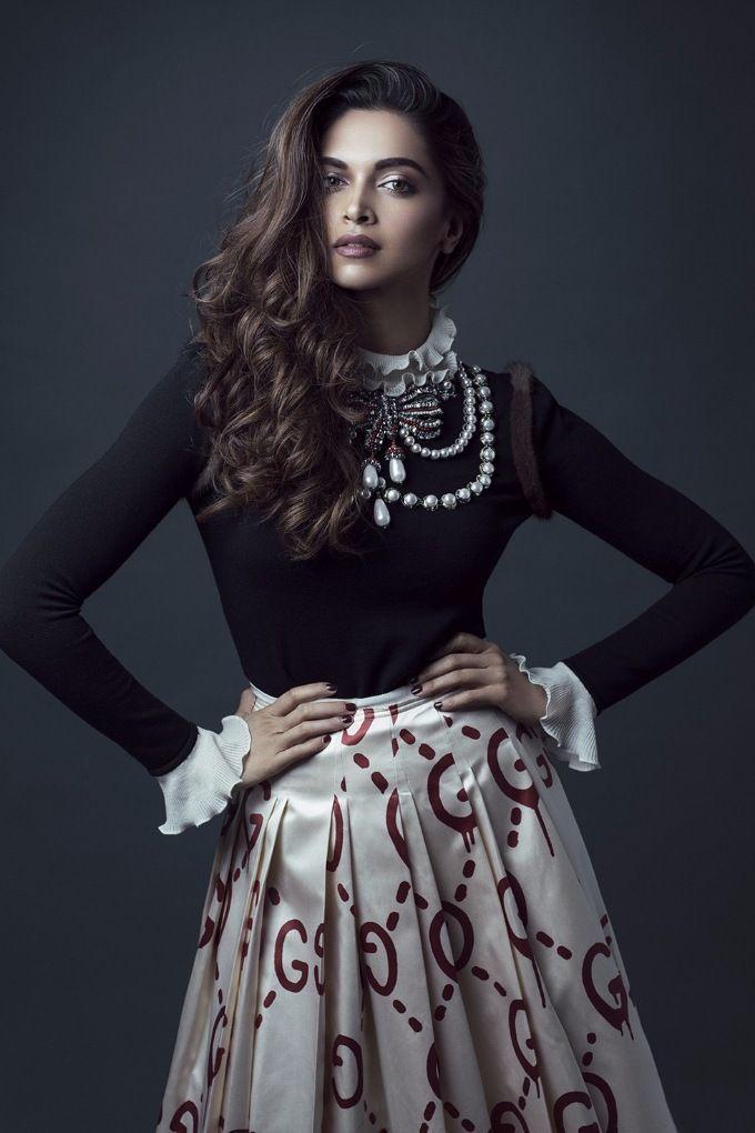 Deepika Padukone's Stunning Photoshoot for Paper Magazine | | @Vicinito.com