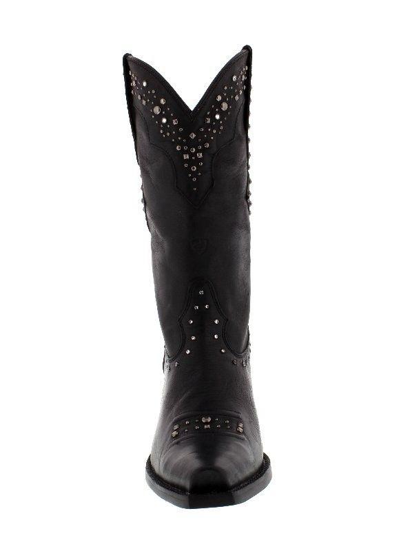 women's black western boots   Ariat Women's Black Rhinestone Western Boots