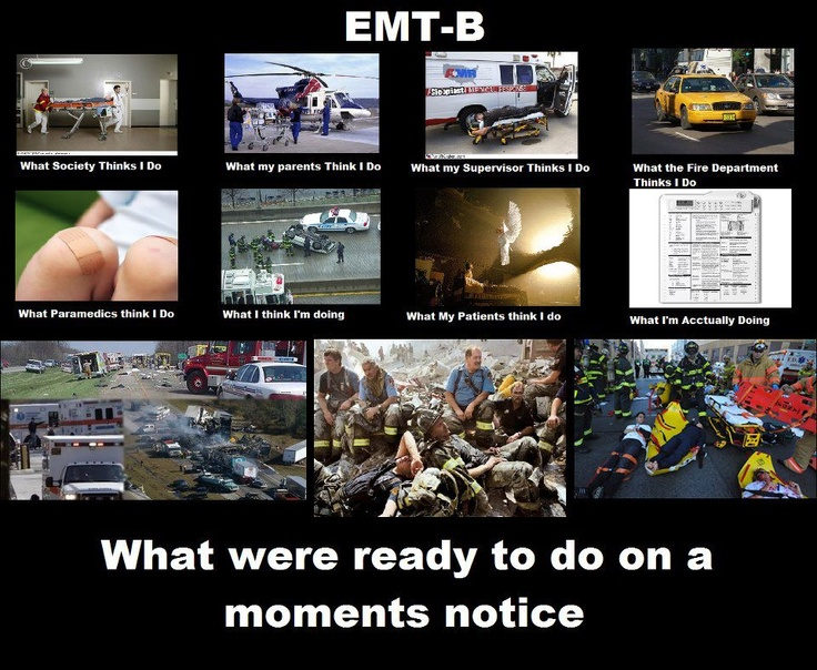 How long does it take to become an emt-b?