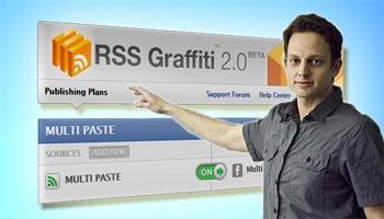 RSS Graffiti