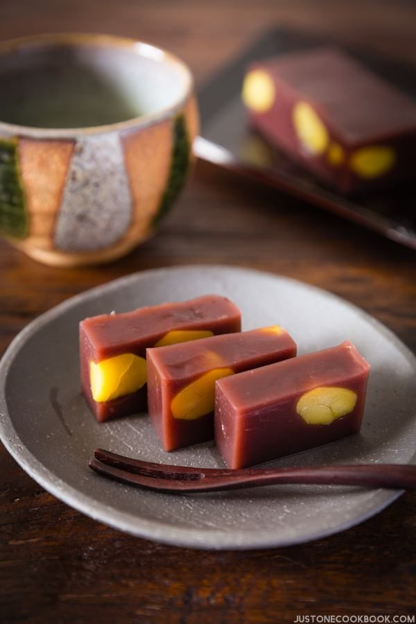 Mizu Yokan (Red Bean Jelly) | Easy Japanese Recipes at JustOneCookbook.com