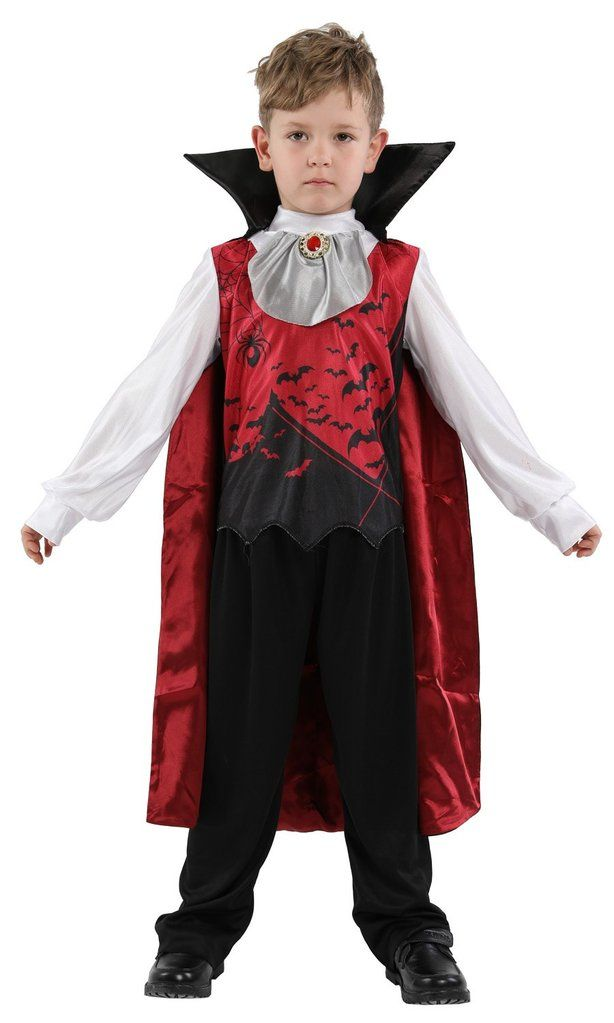 7ab623ebbb Halloween Vampire Costume  For Children