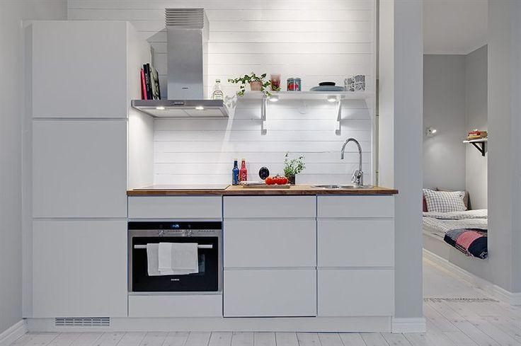 litet kök #kitchen