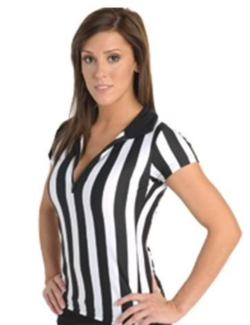 Women's Referee Shirt for Sports Bars with Collar & Zip Front In Your Face Apparel,http://www.amazon.com/dp/B001IMODFM/ref=cm_sw_r_pi_dp_e2-atb1RS0FX1CH0