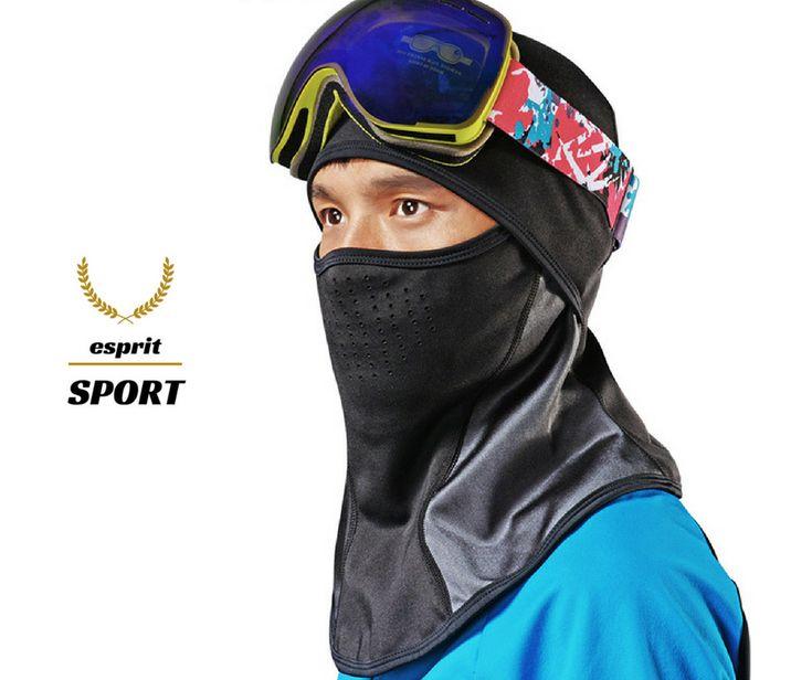Masque SKI/SNOWBOARD confortable et pratique lors de vos activité en pleine air pour se protéger du froid.
